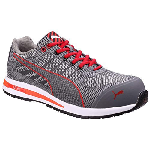 Puma Safety Footwear Mens Xelerate Knit Low S1P Safety Trainers