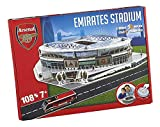 NANOSTAND Stade 3D-MEGABLEU-Emirates-Arsenal, 3735, Autre, Norme...