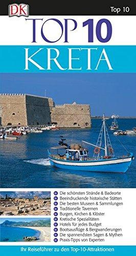 Preisvergleich Produktbild Top 10 Reiseführer Kreta: mit Extrakarte