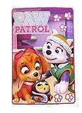 Spin PawPAtrol Paw Patrol - Kuscheldecke Mikrofaserdecke Fleecedecke Kinder Decke Wohndecke Fleece Polardecke - Paw Patrol kuschelig weich – tolles Geschenk - (Mehrfarbig PP01)