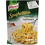 Knorr - Platos Tallarines Carbon, 135 gr