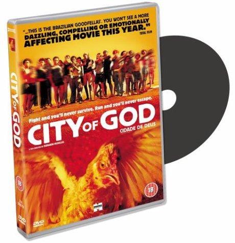 Bild von City Of God (Cidade De Deus) [DVD] [2003] by Alexandre Rodrigues