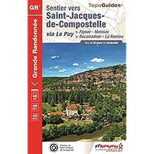 Sentier St-Jacques - Figeac-Moissac GR65/651/652 2016: FFR.0652