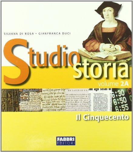 Studio storia. Per la Scuola media: 2