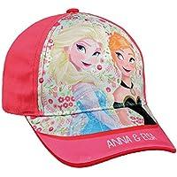 Frozen 2200000253 - Gorra Basic para niños, color rosa, talla única