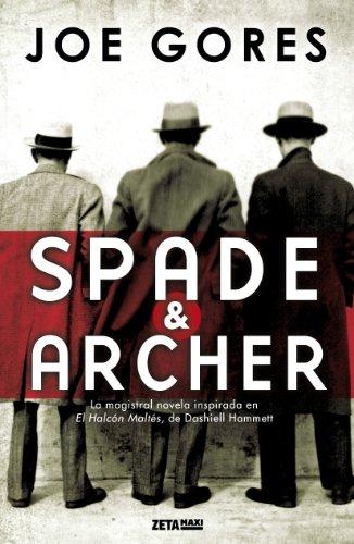 Spade & Archer Cover Image