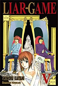 Liar Game Edition simple Tome 5
