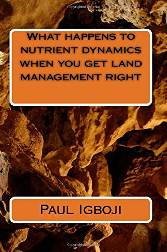 What happens to nutrient dynamics when you get land management right