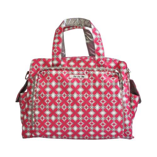ju-ju-be-07mb01a-pin-no-size-be-prepared-wickel-umhange-zwillingstasche-47-x-165-x-355-cm-pink-pinwh