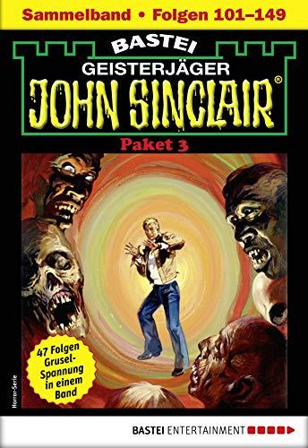 John Sinclair-Paket Horror-Serie: Folgen