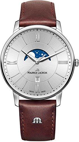 Maurice Lacroix Herren-Armbanduhr EL1108-SS001-110-1