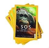 Pack 12 revistas National Geographic. Enero - Diciembre 2016