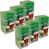 Royal T-sticks Moroccan Mint green Tea 6 x 30 Stück (grüner Tee minz Sticks einzeln verpackt)