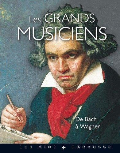 Les grands musiciens par Collectif