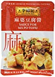 Lee Kum Kee Sauce für chinesisches Tofugericht Ma Po, 6er Pack (6 x 80 g)