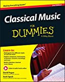 Classical Music FD, 2E (For Dummies)
