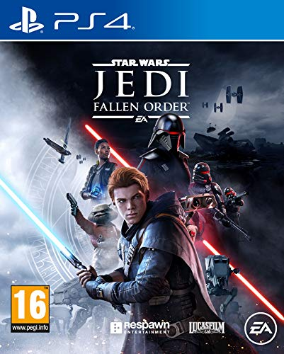 star wars jedi fallen order - playstation 4