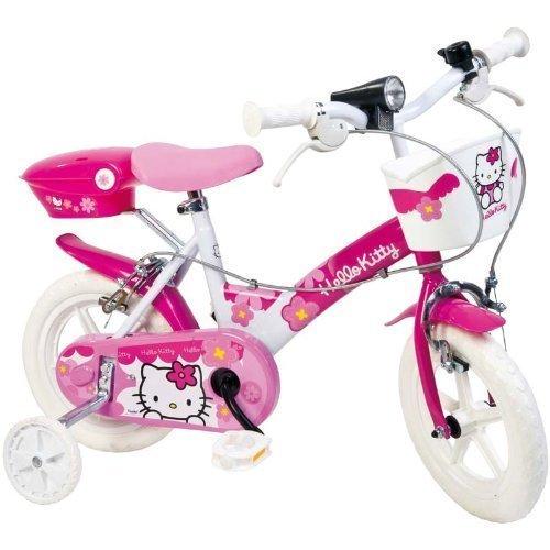 Bici Charmmy Kitty 12 Bambina Con Rotelle Bicicletta Bimba By Dino
