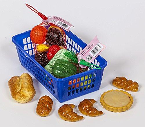 Polly 4492 Obst Gemüse Brot Set