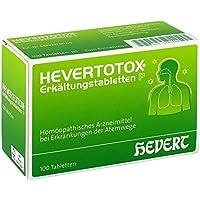 Hevertotox Erkältungstabletten P 100 stk preisvergleich bei billige-tabletten.eu