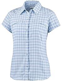 Columbia Damen Bluse Silver Ridge  Multi Plaid S/S Shirt
