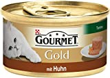 Gourmet Gold Katzenfutter Terrine mit Huhn