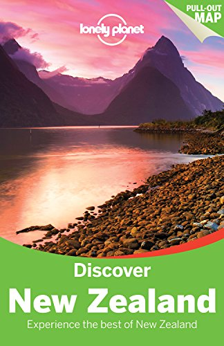 Discover New Zealand - 3ed - Anglais
