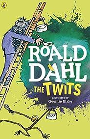 The Twits Dahl Fiction Paperback
