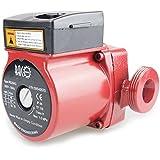 'bacoeng 1–1/2de 3Speed RS25/6g 220V/60Hz controlador Bomba de circulación Motor Bomba de agua para calefacción central