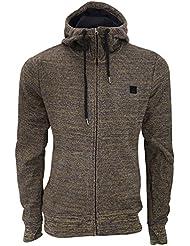 Bench Mr Lively - Sweatshirt à capuche et fermeture zippée - Homme