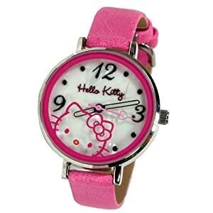 Reloj Hello Kitty analogico Caja Metalica*