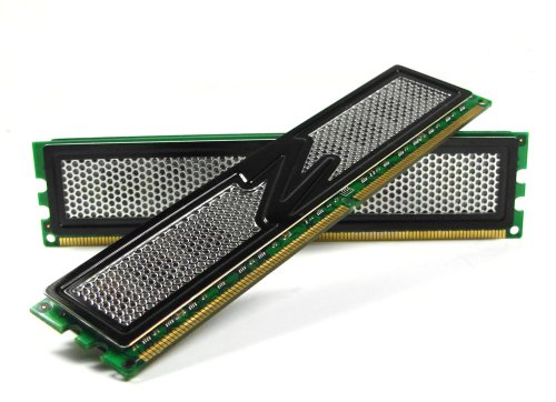 OCZ Vista Upgrade DDR2 PC2-5400 Arbeitsspeicher 4GB Kit (2X 2GB, 667MHz, CL5) -