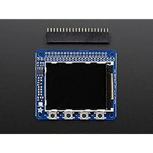 "Adafruit (PID 2315) PiTFT 2.2"" HAT Mini Kit - 320x240 2.2"" TFT - No Touch"