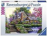 Ravensburger 15184 Romantica Casa di Campo Puzzle, Fantasy, 1000 Pezzi