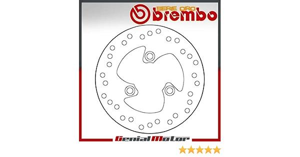 68b40716 Bremsscheibe Fest Brembo Serie Oro Vorne Aerox Rossi 50 2004 2007 Auto