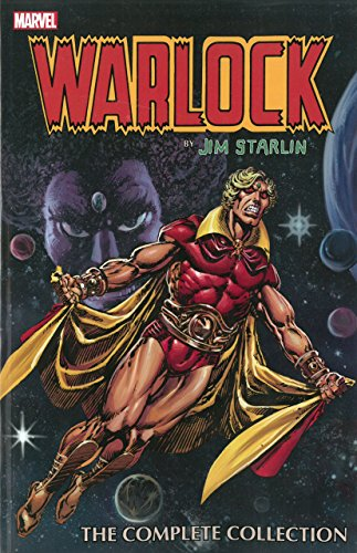 Warlock by Jim Starlin: The Complete Collection by Jim Starlin (11-Feb-2014) Paperback