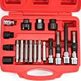 Lichtmaschine Arretier-Werkzeug 18-tlg. Freilauf Abzieher Generator SN402