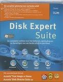 Disk Expert Suite/druk 1: de complete oplossing voor uw harde schijf. Bavat : Acronis True Image 11 Home, Acronis Disk Director Suite 10