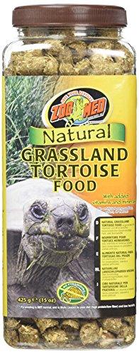 Zoomed Food Natural Grassland Tortoise - 43 gr