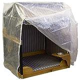 Trendyshop365 Abdeckhülle Schutzhülle für Hunde- und Katzenstrandkorb/Zubehörartikel / Einheitsgröße/Material PVC