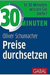 30 Minuten Preise durchsetzen Broschüre
