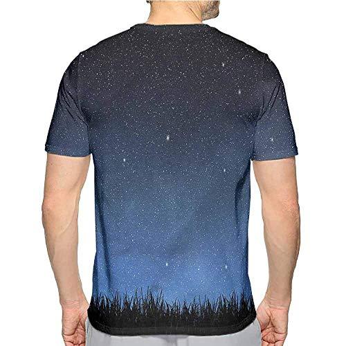 Zoom IMG-2 t shirt night sky galaxy