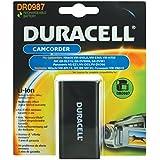 Duracell DR0987 Batterie pour caméscope Hitachi VM-BP13
