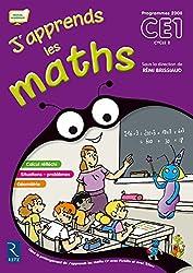 J'apprends les maths CE1 avec Picbille : Fichier de l'élève (programme 2008)