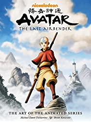 [Avatar: the Last Airbender: Art of the Animated Series] (By: Bryan Konietzko) [published: October, 2010]