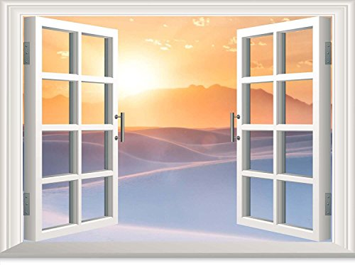 wall-sticker-white-sand-dunes-sun-fantasy-window-large-art-canvas-print-ak2860