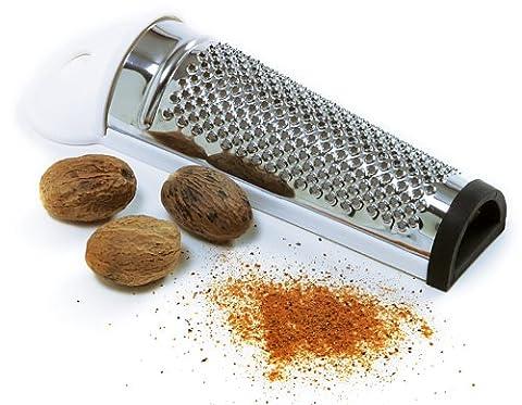 Norpro Deluxe Nutmeg Ginger Chocolate Lemon Fine Hand Grater Shredder Zester NEW