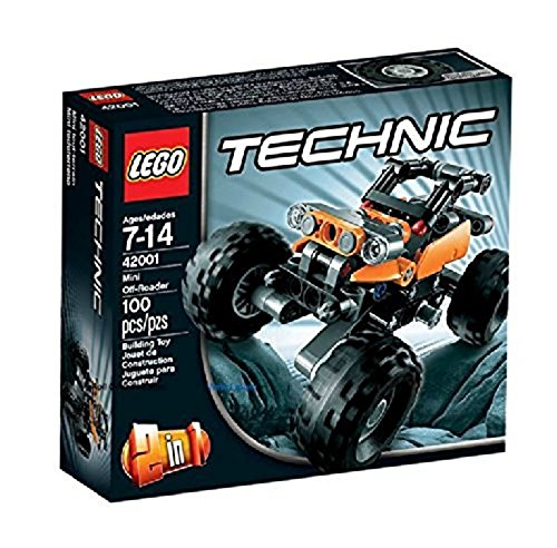 LEGO Technic 42001 - Mini-Geländewagen