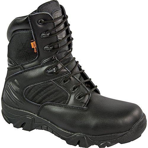 Chaussures Echo Boots noir - Highlander Noir