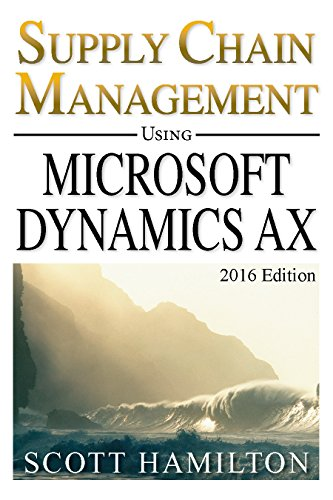 Dynamics Ax Ebook
